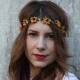 Hellen Langhorst (24) ist feministische Aktivistin und Mitbegründerin von FEMEN Deutschland, Foto: Privat