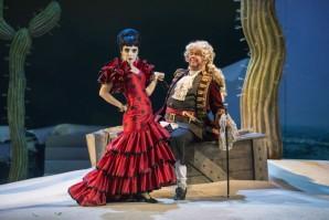 Jack Sparrow singt Oper