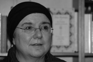 Rabeya Müller (58) ist Islamwissenschaftlerin und Imamin einer kleinen muslimischen Gemeinde in der Südstadt. Sie engagiert sich für eine tolerante Auslegung des Islam und den interreligiösen Dialog, Foto: Privat
