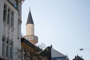 """""""Moscheen darf man nicht in Hinterhöfen verstecken"""" – THEMA 06/15 Meine Moschee"""