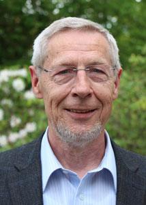 Erwin Kress (67) ist Vizepräsident des Humanistischen Verbandes Deutschland (HVD). Foto: Arik Platzek