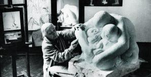 Bildhauer und Detektive
