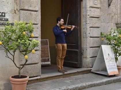 Musik und Wein