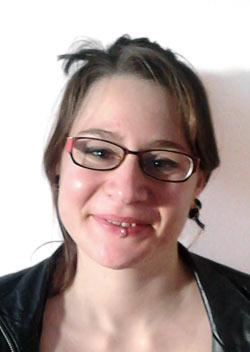 Zur Person: Hannah Eberle (26), Bachelor in Kultur und Technik, war früher Heidelberger Jugendgemeinderätin. Heute ist sie Aktivistin und Pressesprecherin der Blockupy-Bündnisses für die Interventionistische Linke, Foto: privat