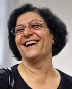 ZUR PERSON: Mina Ahadi (60) ist Mitgründerin und Vorsitzende des Zentralrats der Ex-Muslime und engagiert sich gegen die Todesstrafe. Seit 1996 lebt die gebürtige Iranerin in Köln. Foto: Privat