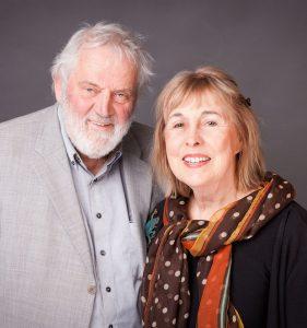 Bergisch Gladbach ZUR PERSON: Roswitha und Erich Bethe (beide 77) spenden seit Jahren einen Großteil ihres Vermögens über die eigene Bethe-Stiftung in soziale Projekte, Foto: Enric Mammen