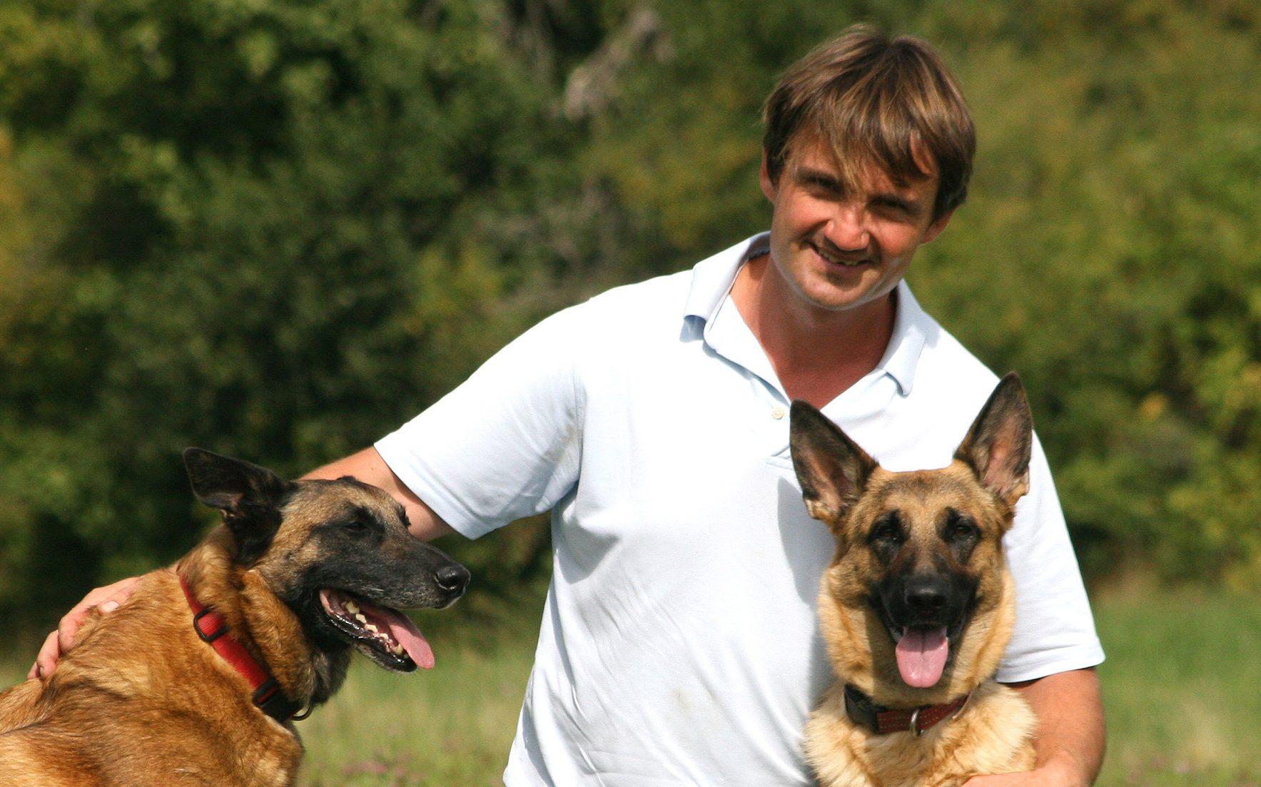 """""""Die Qualität der Hundenase ist definitiv besser als alle Technik"""""""