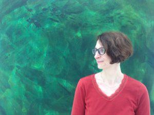 Die Kuratorin Katharina Koselleck ist seit 2008 wissenschaftliche Mitarbeiterin im Käthe Kollwitz Museum Köln.Die Ausstellung entstand in Kooperation mit der Gustav-Seitz-Stiftung, die ab September in Trebnitz bei Berlin ein eigenes Museum eröffnet.Foto: Presse