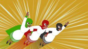 Superwoman und die weißen Männer