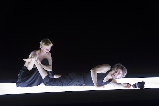 Umjubelt! Die Penthesilea-Premiere in Salzburg im Juli 2018, Foto: Monika Rittershaus