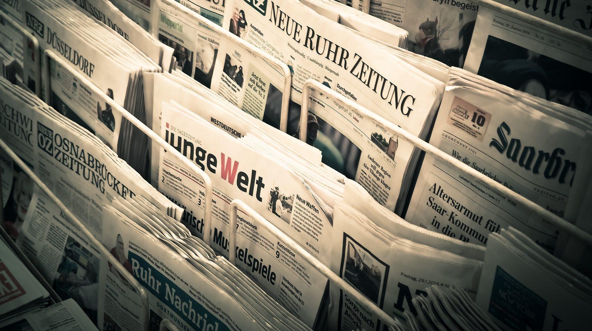 Lensings Macht und Sorgen um Print