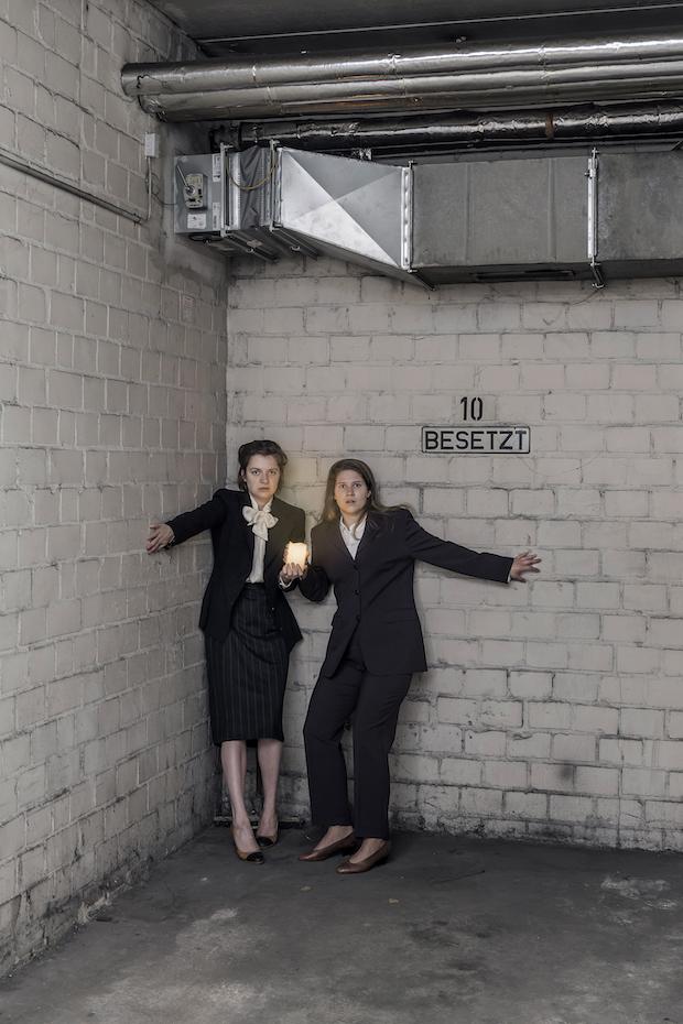 Mutter und Tochter in Leidenschaft vereint, Foto: © Theater Moers