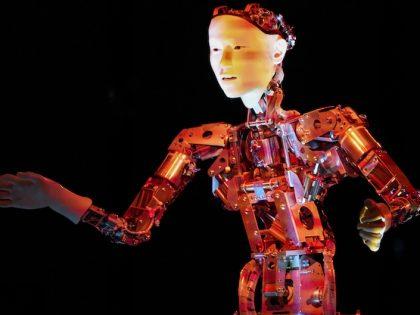 """""""Unser mögliches Zusammenleben mit Robotern"""""""