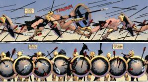 Große Schlachten und Alltagskampf