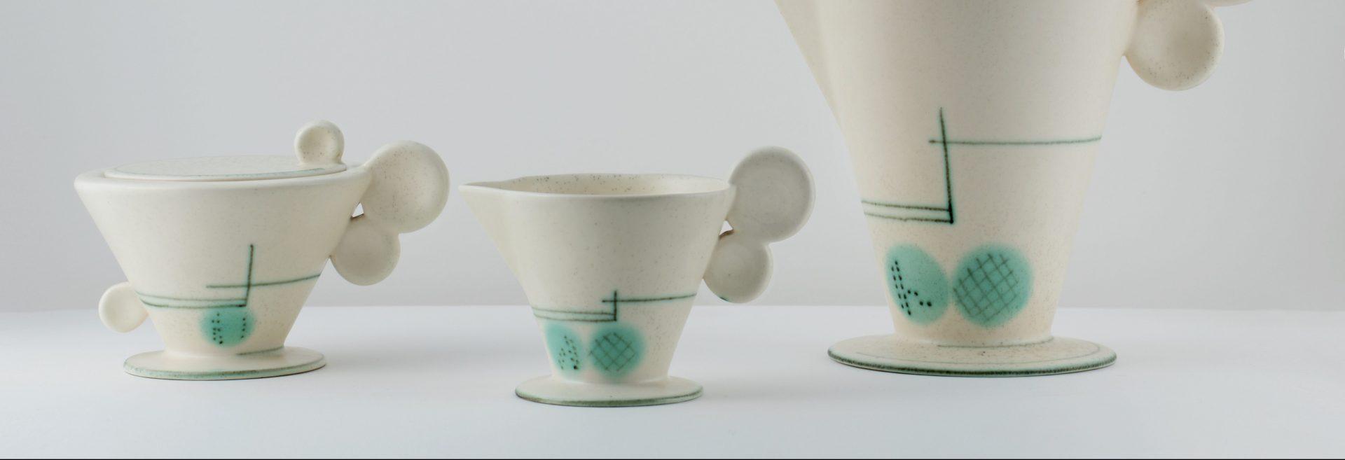 Immer Keramik oder Weberei