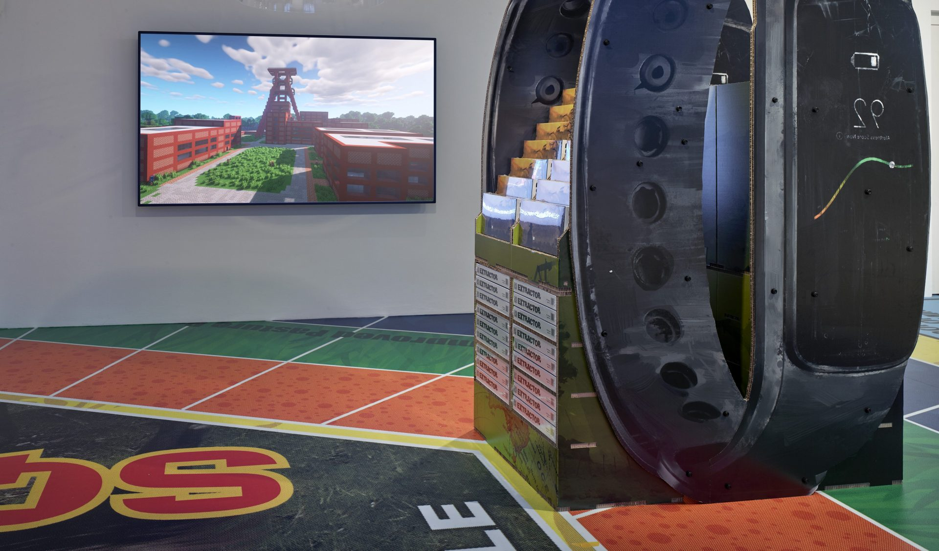 Die Wirklichkeit virtuell